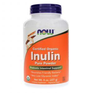 Инулин органический, Inulin, Now Foods, 227
