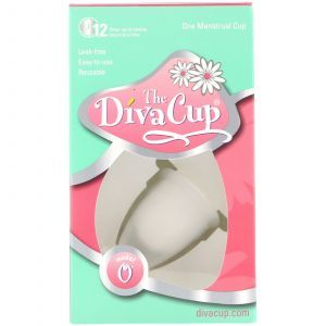 Менструальная чаша, The Diva Cup, Model 0, Diva International, 1 чаша (Default)