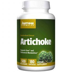 Артишок, Jarrow Formulas, 500 мг, 180 капсул