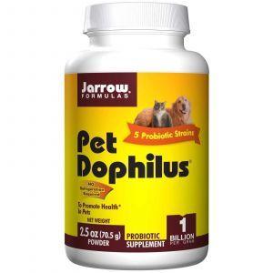 Пробиотики для животных, Jarrow Formulas, 70,5 г.