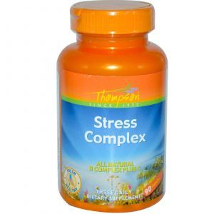 Стресс формула, Thompson, 90 капсул