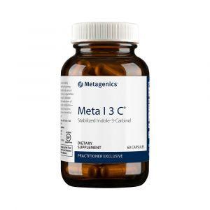 Баланс эстрогена, Meta I-3-C, Metagenics, для женщин, 60 капсул