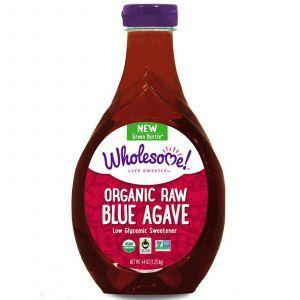 Нектар голубой Агавы, Wholesome Sweeteners, Inc, 1,25 кг.