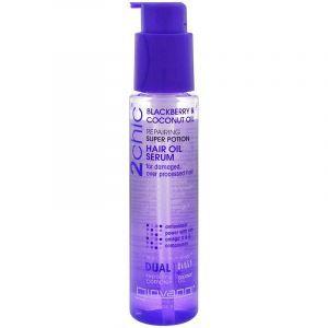 Сыворотка для волос, Hair Oil Serum, Giovanni, восстанавливающая, ежевика и кокосовое масло, 81 мл. (Default)