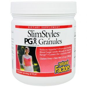 Полигликомплекс (PGX ), Natural Factors, гранулы, без ароматизаторов, 150 г (Default)