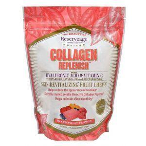 Коллаген, ReserveAge Organics, 60 жва