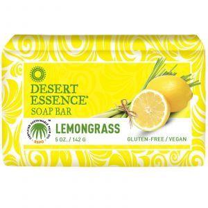Мыло лимонник, Desert Essence, 142 гр.