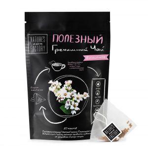 Гречишный чай пакетированный, Nature's own factory, 10 пакетиков по 3 гр