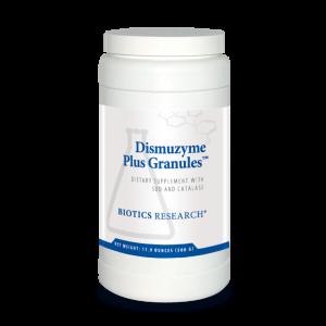 Супероксиддисмутаза и каталаза, Dismuzyme Plus, Biotics Research, 500 г