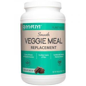 Заменитель питания, Veggie Meal Replacement, MRM, шоколад, 1361 г. (Default)
