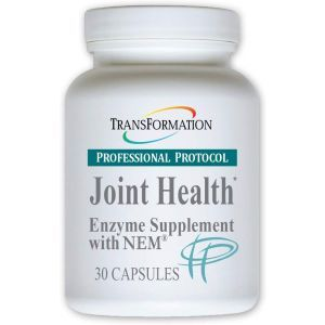 Здоровье суставов, Joint Health, Transformation Enzymes, 30 капсул