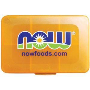 Органайзер для витаминов, Vitamin Case Small, Now Foods, карманный, 1 шт