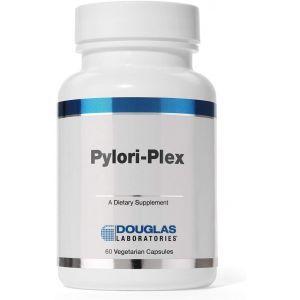 Смола мастикового дерева + питательные вещества для желудка и ЖКТ, Pylori-Plex, Douglas Laboratories, 60 капсул
