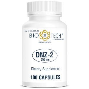 Диметиламиноэтанол,  DNZ-2, Bio-Tech, 250 мг, 100 капсул