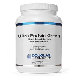 Растительный протеин, Ultra Protein Green, Douglas Laboratories, 619 г.