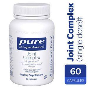 Поддержка суставов, Joint Complex (Single Dose), Douglas Laboratories, 60 капсул