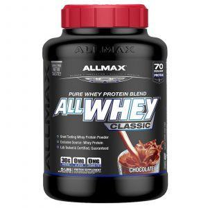 ALLMAX Nutrition, AllWhey Classic, 100% Whey Protein, Chocolate, 5 lbs (2.27 kg)
