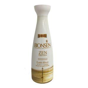 Гель для душа «Золотой эликсир», Bionsen Zen, 500 мл