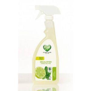 """Средство для удаления накипи с ароматом """"Лайм и мята"""", Bio Decalcifier Fresh Lime & Mint, Planet Pure, 510 мл"""