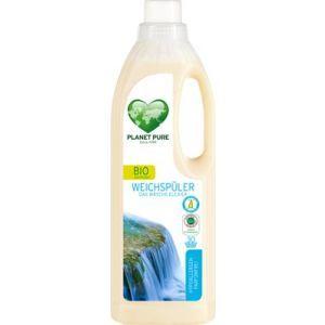"Кондиционер для белья, ""Гипоаллергенный"", Fabric Softener Hypoallergenic Fragrance Free, Planet Pure, 1 л"