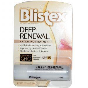 Бальзамы для губ (солнцезащитный крем), Blistex 3,69
