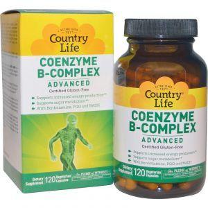 Коэнзим B-комплекс, Country Life, 120 кап.