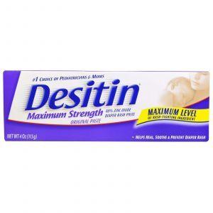 Оригинальная паста Деситин, Original Paste, Desitin, 113 г