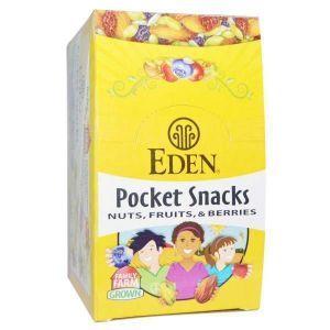 Тыквенные семечки, Eden Foods,  12 пакетов по 28,3 г