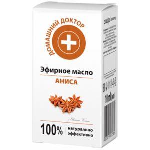 Масло эфирное анисовое, Ароматика, 10 мл