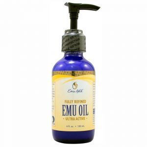 Масло эму натуральное, Emu Oil, Emu Gold, 120 мл
