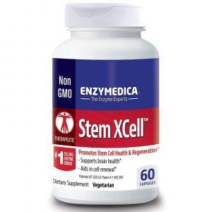 Ферменты для мозга, Enzymedica, 60 кап.