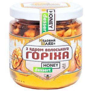 Десерт медовый с грецкими орехами, Медовий шлях, 240 г