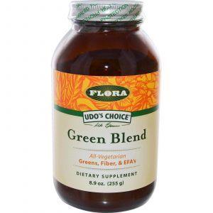 Зеленая пища, Flora, 255