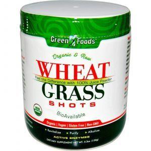 Пророщенная пшеница, Green Foods Corporation, 150 гра