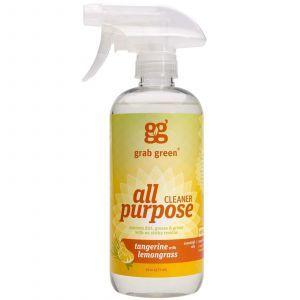 Универсальное средство, All Purpose Surface, GrabGreen, 473 мл