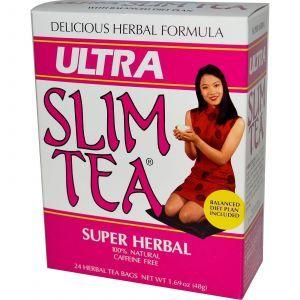 Травяной чай для похудения, Hobe Labs, 48 г