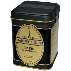 Чай черный ароматизированный «Париж», Harney & Sons, 40 г.