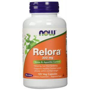 Снижение кортизола (Relora), Now Foods, 300 мг, 120 кап