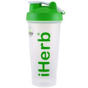 Бутылка-шейкер, Blender Bottle, iHerb Goods, 800 мл