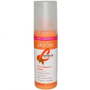 Лосьон с витамином С, Jason Natural, (113 г)