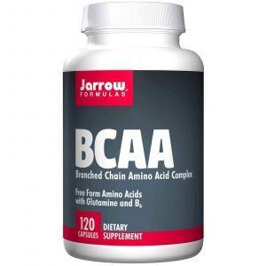 BCAA амино спорт комплекс, Jarrow Formulas, 120 капсул