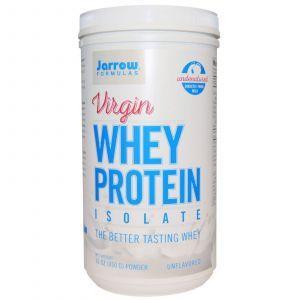 Сывороточный протеин (изолят), Jarrow Formulas, 450 грамм