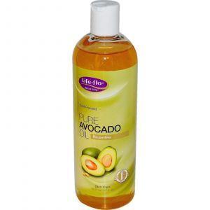 Масло авокадо, Life Flo Health, 473 мл