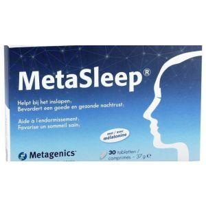 Формула для сна, MetaSleep, Metagenics, 30 таблеток