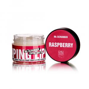 Скраб для губ, Wow Lips Raspberry, Mr. Scrubber, 35 мл