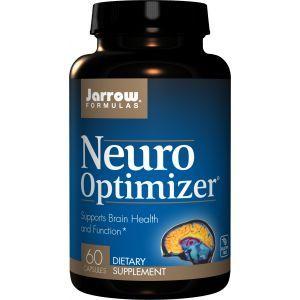 Витамины для памяти, Neuro Optimizer, Jarrow Formulas, 60 капсул