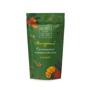 Гречишный чайный напиток c яблоком и корицей, Nature's own factory, 100 гр