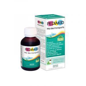 Средство против укачивания, сироп для детей, Travel Sickness, Pediakid, 125 мл
