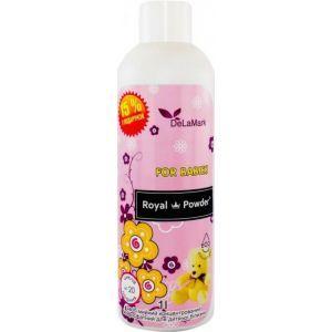Гель для стирки детских вещей, Royal Powder Baby, DeLaMark, 1 л