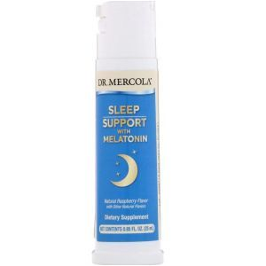 Формула сна, мелатонин и мята, Dr. Mercola, 25 мл. (Default)